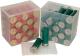Cabelas - Аксессуары, Коробка для патронов 12к на 25 шт. прозрачная (в комплекте 4 шт.)