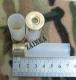 20к. - Снаряжение  патронов, Гильза пластмассовая 20к 70мм под еврокапсюльNobel Sport Италия, 16 мм высота юпки