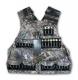 Zaimka.net - Патронташи, подсумки, подвески, ремни, Полужилет разгрузочный Allen на 37 патронов регулируемый с рюкзаком ( мембрана, forest wolf ) 12-к.