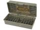 Cabelas - Аксессуары, Бокс пластиковый 20 к на 50 патронов  МТМ Plastic Camo