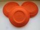 Тарелочки для метательных машинок оранжевая (Ящик 150 шт.)