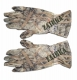 Перчатки маскировочные из сетки камыш XL